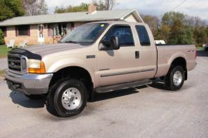 1999 Ford F-350 Super Duty Quad Rustfree Shortie 7.3 Powerstoke