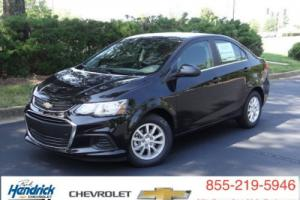 2017 Chevrolet Sonic 4dr Sedan Automatic LT