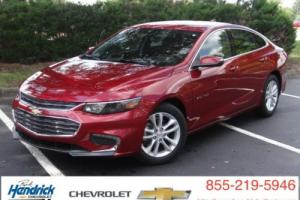 2017 Chevrolet Malibu 4dr Sedan LT w/1LT Photo