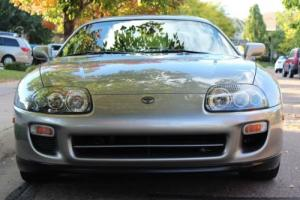1998 Toyota Supra Turbo 6 Speed