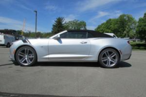 2016 Chevrolet Camaro 2dr Convertible LT w/2LT Photo