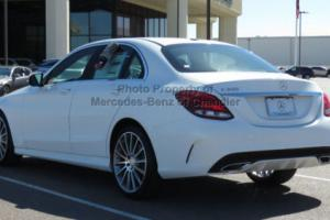 2017 Mercedes-Benz C-Class C300 Sedan