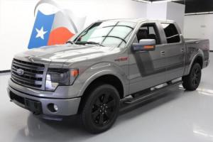 2014 Ford F-150 FX4 CREW 4X4 ECOBOOST SUNROOF NAV