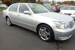 2004 Lexus LS Ultra Luxury Edition