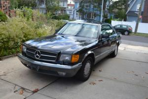 1990 Mercedes-Benz 500-Series Photo