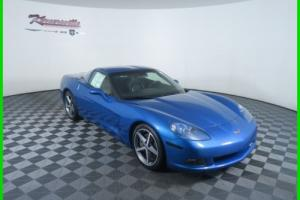 2010 Chevrolet Corvette LT RWD Manual 6.2l V8 Engine Coupe Push Start