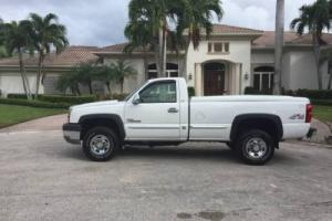 2003 Chevrolet Other Pickups Chevy Silverado 250 Duramax