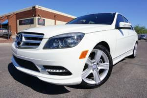 2011 Mercedes-Benz C-Class 11 C300 Sport Pkg C Class 300 Sedan 2 Owner AZ Car