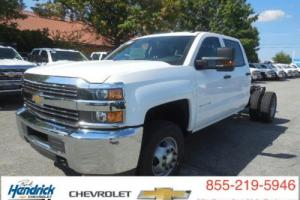 2016 Chevrolet Silverado 3500 Work Truck Photo