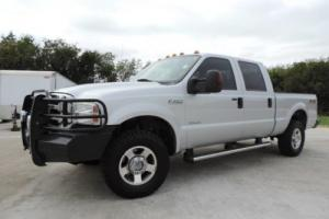 2006 Ford F-250 Lariat Loaded 4x4 Turbo Diesel!