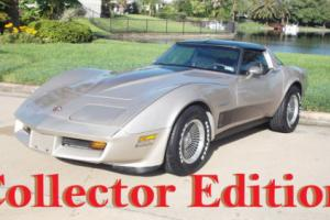 1982 Chevrolet Corvette Collector Edition  AFFORDABLE LOW SHIPPING