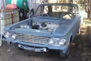 1962 Compact Fairlane Straight body nearly complete good motor and box original