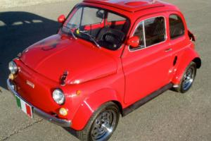 1972 Fiat ABARTH 1776 VW MOTOR Photo