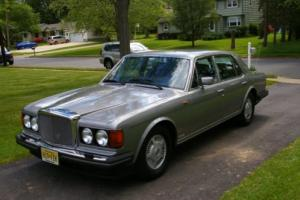 1989 Bentley Eight