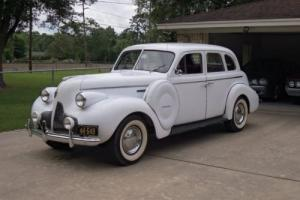 1939 Buick Other Dual Sidemount
