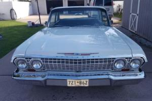 1963 Chevrolet Bel Air/150/210