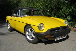 mgb classic roadster  Photo