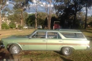 "1966 AMC AMBASSADOR ""Cross Country'  SWAP Ford XM XP or Holden EH/HR Prem Wagon Photo"