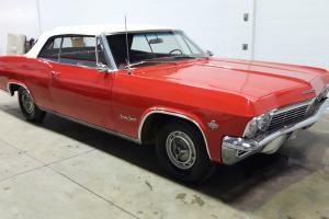 Chevrolet: Impala Red | eBay
