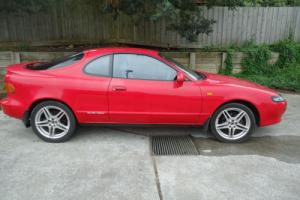TOYOTA CELICA ST 184- ONLY 110K FROM NEW- HARD TO FIND IN THIS  CONDITION!
