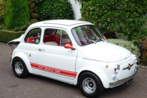 1967 Fiat 500 595 Abarth Photo