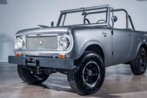 1961 International Harvester Scout 80 1961 International Harvest Scout 80 Photo