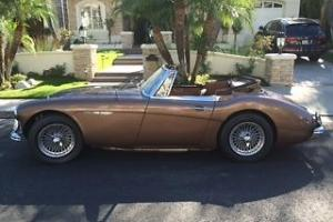 1963 Austin Healey 3000 Mark II  BJ7