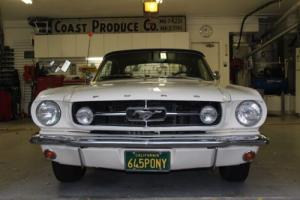 1965 Ford Mustang RALLY-PAC