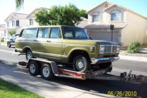 1973 International Harvester Other