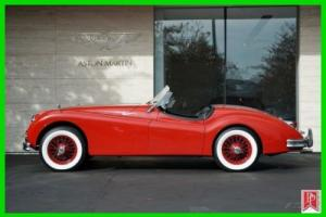 1957 Jaguar XK Roadster