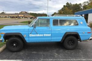1979 Jeep Cherokee Chief S