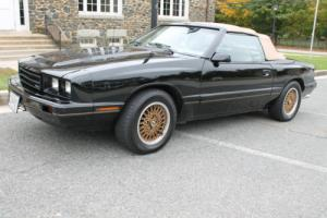 1986 Mercury Capri Photo