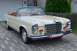 1971 Mercedes-Benz Other 280SE 3.5 Cabriolet