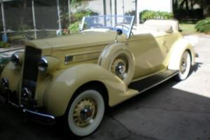 1936 Packard Coupe