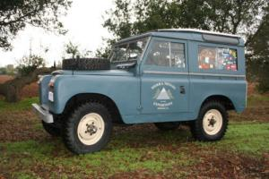 1959 Land Rover Defender