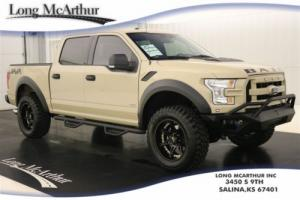 Desert Tan Ford Raptor >> 2016 Ford F-150 BAJA EQUIPPED COMPARABLE TO A 2017 RAPTOR