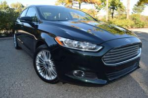 2014 Ford Fusion SE-EDITION(ECOBOOST TURBOCHARGED)