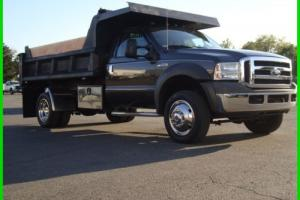 2005 Ford F-550 Chassis XL Photo