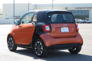 2016 smart Fortwo 2dr Coupe Passion