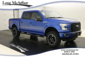 2016 Ford F-150 LIFTED LMX4 LEATHER 4X4 SUPERCREW O%/72 MSRP$57635