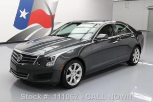 2014 Cadillac ATS 2.5L LUXURY SEDAN NAV REAR CAM