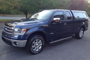 2013 Ford F-150 Lariat 4WD EcoBoost Handicap Equipped w/ 10K miles