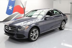 2016 Mercedes-Benz C-Class C300 AWD HTD SEATS REAR CAM