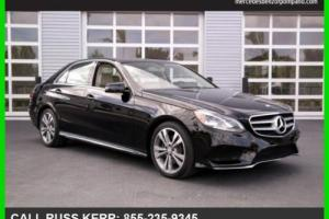 2014 Mercedes-Benz E-Class E350 Sport Certified Premium Camera Clean Carfax
