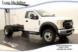 2017 Ford F-550 Chassis XL CAB AND CHASSIS POWER STROKE DIESEL MSRP $52865