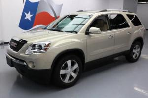 2012 GMC Acadia SLT AWD 7-PASS LEATHER DVD REAR CAM