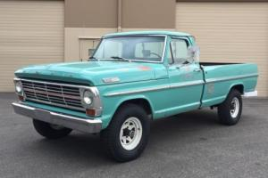1967 Ford F-100 Custom Cab
