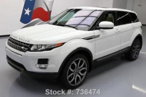 2013 Land Rover Evoque PURE PLUS AWD PANO ROOF NAV