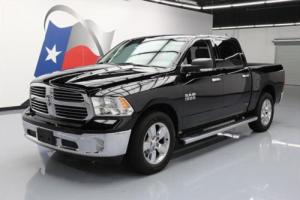 2014 Dodge Ram 1500 RAM LONE STAR CREW REAR CAM BEDLINER Photo