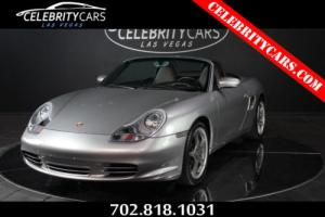 2004 Porsche Boxster S 550 Spyder 1 of 1953 Special Edition